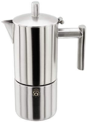 Best Coffee Maker For Induction Hob : Italian Coffee Maker For Induction Hob. Bialetti Elegance Venus Induction 6 Cup Stainless Steel ...