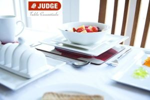 White Chinaware & Judge Fine White China Tableware UK