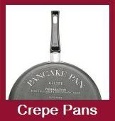 Crepe, Blini and Pancake Pans