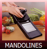Mandolines and Slicers