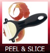 Bean Slicers and Vegetable Peelers