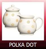 Polka Dot Kitchenware