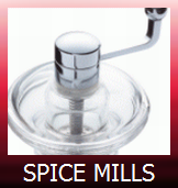 Nutmeg Mills and Spice Graters