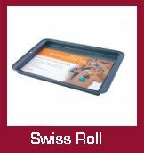 Brownie Pans and Swiss Roll Trays