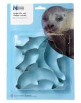 Ocean Creatures Cookie Cutters