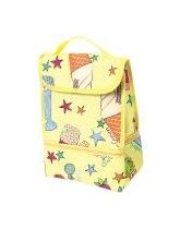 Yellow Insulated Lunch Bag
