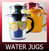 Water and Juice Jugs
