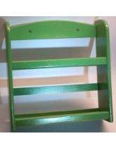 Green Wooden Spice Rack