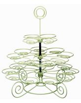 Revolving Wire Twenty-Two Cake Cupcake Tree