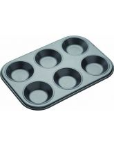 Six Hole Shallow Baking Pan