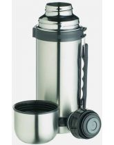 Large Stainless Steel Vacuum Flask With Handle