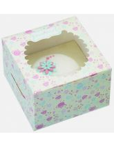 Pack of Four Paper Cake Boxes