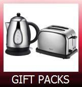 Kettle & Toaster Gift Packs