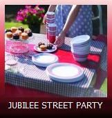 Jubilee outdoor party plates