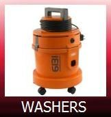 Carpet Washers & Steam Cleaners