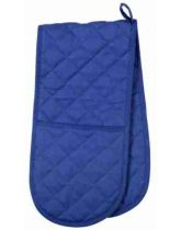 Blue Double Oven Glove