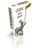 Legend Cast Iron Meat Mincers