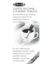 Stellar Coffee Machine Cleaner Tablets