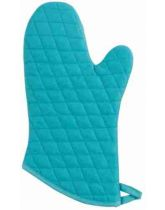Turquoise Oven Glove