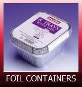 Disposable Foil Food Containers