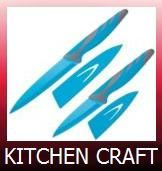 Kitchen Craft Knives