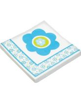 Bloom Pack of Twenty Paper Napkins