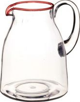 Marina Acrylic Pitcher