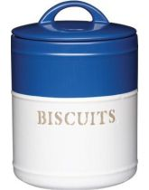 Farmhouse Pantry Ceramic Biscuit Jar
