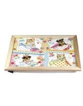 Cats and Dogs Lap Tray