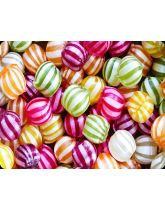 Striped Candy Sweets Glass Worktop Saver