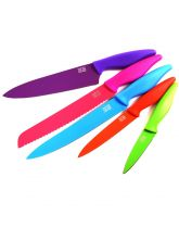 Taylor's Eye Witness 5 Piece Coloured Kitchen Knife Set