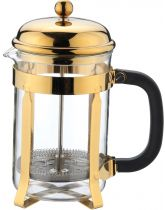 Cafe Ole Gold Finish Classic Coffee Makers (Choose Size)