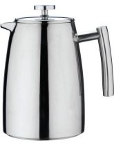 Cafe Stal Satin Finish Belmont Cafetiere (Choose Size)