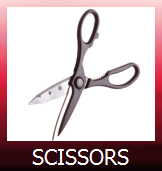 Kitchen Scissors and Poultry Shears