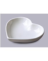 Mini Heart Serving Dish