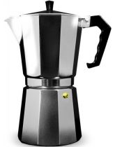 Cafe Ole Aluminium Stovetop Espresso Coffee Maker (Choose Size)