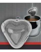 'Heart' Mesh Ball Infuser