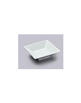 Small Square Flared Serving Bowl