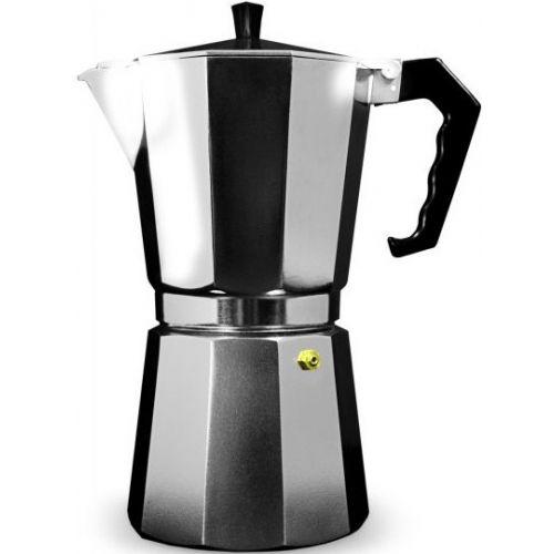 Cafe Ole Aluminium Stovetop Espresso Coffee Maker (Choose Size)