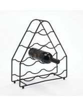Nine Bottle Wine Rack